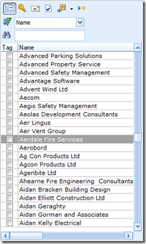 Companies List